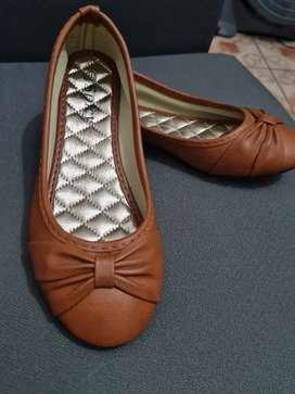Zapatos Bailarinas de Niña