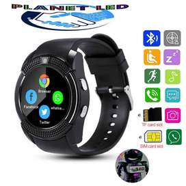 Reloj Smart Watch Celular Cámara Chip Sd Bluetooth Musica Tactil..