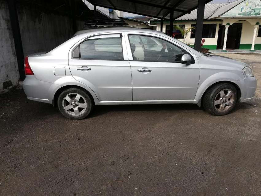 CHEVROLET AVEO EMOTION 0