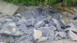 Demolición de roca y concreto