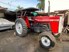 Se vende  tractor massey ferguson 290 sencillo