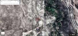 Venta de terreno de 400 m²  -Área: 20 m² x 20m² -Ubicación: Viña chiquita Km 6(Carretera Ayacucho-Huanta)  - Ubicación