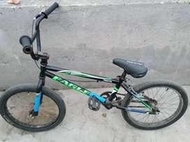 En venta  bicicleta para niño