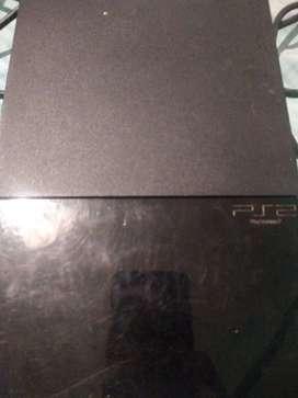PS2+2JOYSTICK+JUEGOS