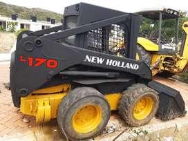 MINICARGADOR NEW HOLLAND L170