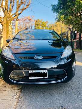 Ford Fiesta Kinetic Titanium