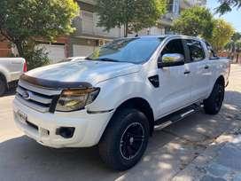 Ford Ranger xls 4x2 año 2015 automatica  $1.720.000