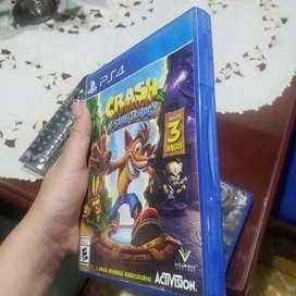 Crash 3 juegos en 1 PS4