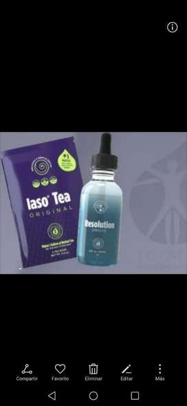 Venta de Kit Gotas Resolutiontea
