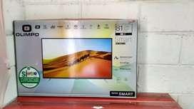 Telévisores de 32 pulgadas Smartv Olimpo nuevos$570  se deja en $550
