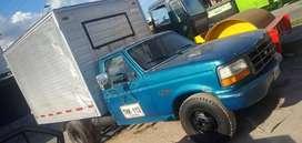 Vendo furgon ford 350