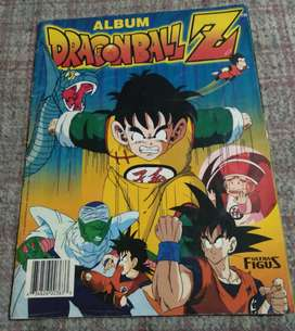 Álbum de figuritas Dragon Ball Z