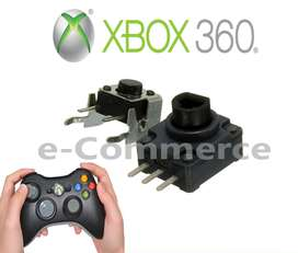 Gatillo Xbox 360 Bumper Rb Rt Lb Lt Control Mando Palanca