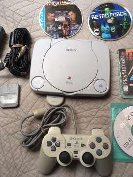 Play Station One 2 controles