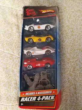 Meteoro Speed racer HOT WHEELS edición especial
