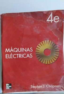 Máquinas Eléctricas Chapman 4e
