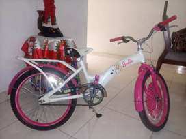 Bici Barbie