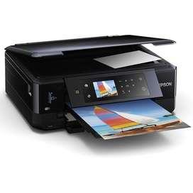 Epson expression premium xp6000 impresora fotográfica inalámbrica a color con escáner y fotocopiadora