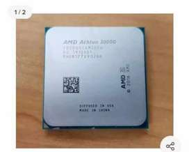Procesador athlon 3000g ryzen amd