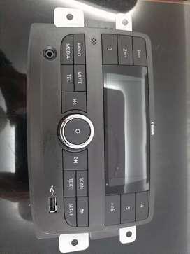 Radio para carro estado 10/10 uso 15 dias