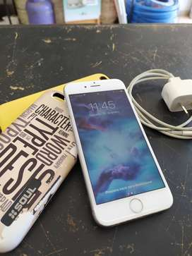 Vendo O Permuto Iphone 6s 64 gb color plata