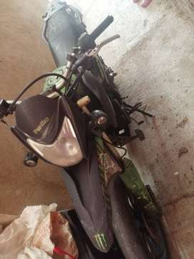 Se vende moto ttx