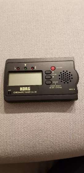 Afinador digital KORG CA-30