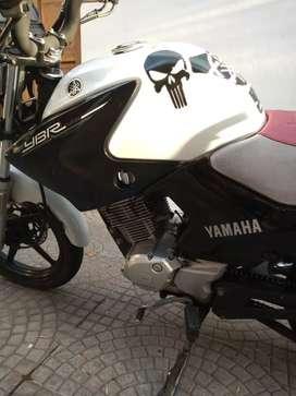 Yamaha YBR 125  AÑO 2016