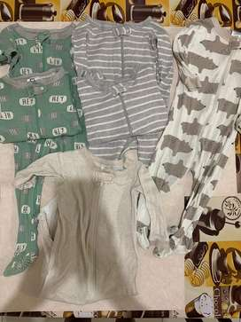 Pijamas gerber 9-12 meses