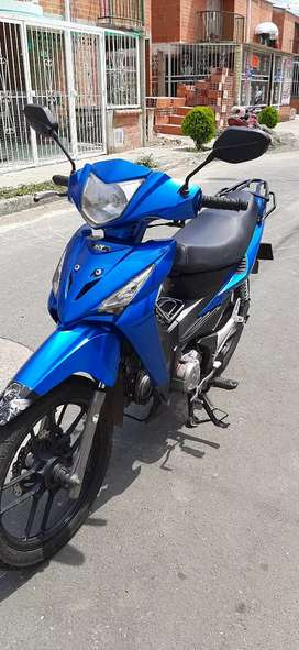 Cambio moto akt flex 125 por akt tt 125