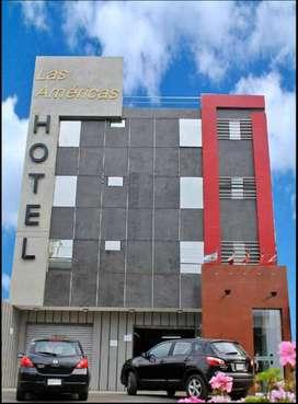 REMATE HOTEL MÁS LOCALES COMERCIALES EN AVENIDA.