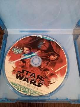Blu -ray películas