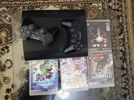 Vendo play station 3 con 2 mandos