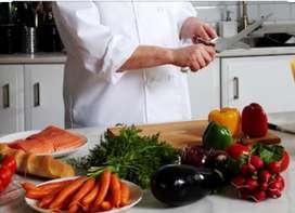 Chef , especiaalista en comida italiana internacional