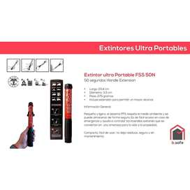 EXTINTOR ULTRA PORTABLE 50N