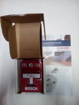 Avisador Manual Incendio Bosch  Fmm-325a