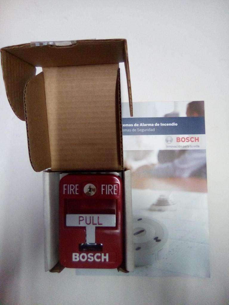 Avisador Manual Incendio Bosch  Fmm-325a 0