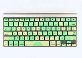 Protector Teclado en Ingles para Apple Magic Keyboard 1 Modelo A1314 iMac