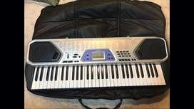 Organeta Casio CTK-481