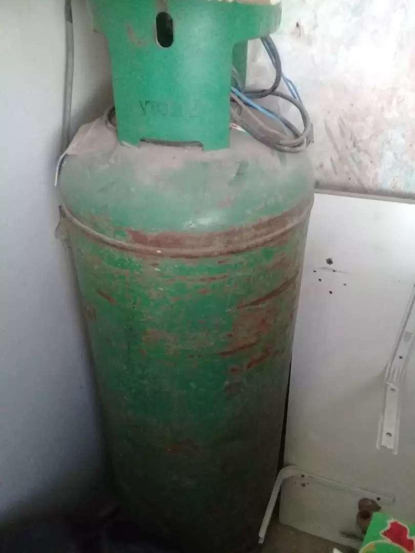 Tubo de gas de 45 0