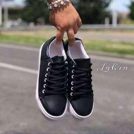 Zapatillas Lisas Nuevas