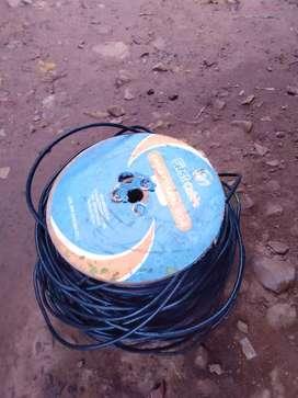 Vendo cable coaxial