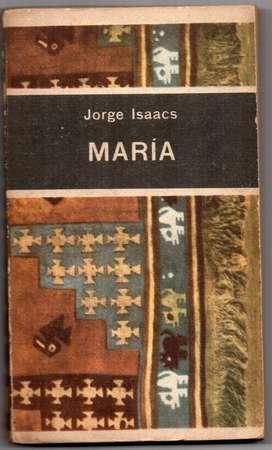 LIBRO MARÍA J. ISAACS