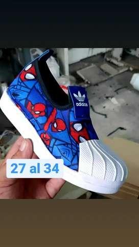 Zapatillas de nene en 34