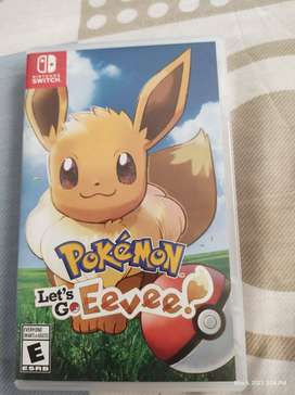 Pokemon Let's GO Eevee - Nintendo Switch