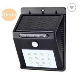 Se vende Luz Solar LED para exteriores con sensor de movimiento a $20,000