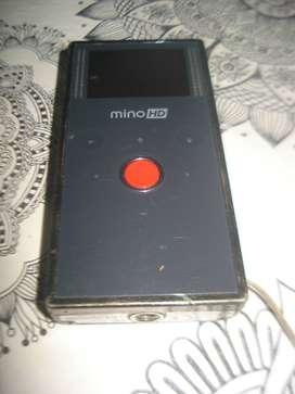 Mini Filmadora Flip Mino F4608 Hd Usb Excel.no Envio