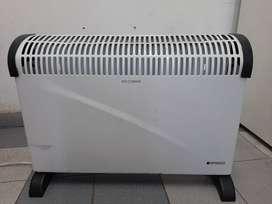 Calefactor convector  top house 2000 wts