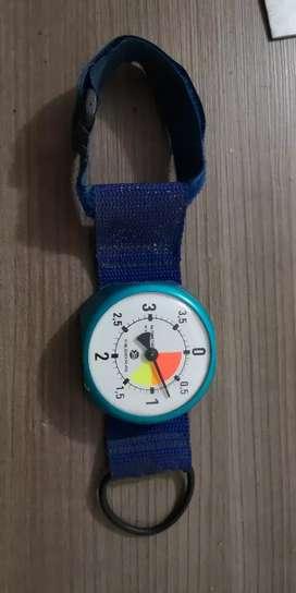 Altimetro en pies