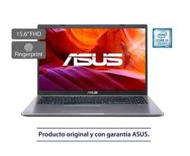 """Portátil Asus X509UA - EJ345 Core i3 7020U 4GB SSD 256GB 15,6"""" FHD Endless"""
